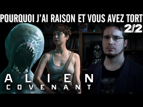 PJREVAT - Alien Covenant - Partie 2