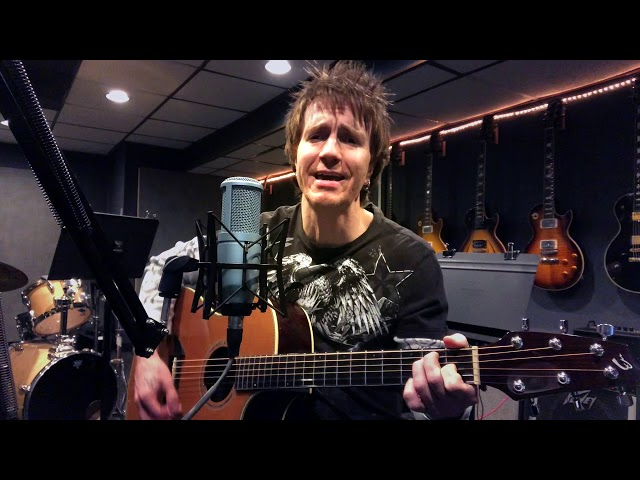 Hey Jealousy (Gin Blossoms Acoustic Cover) Dave Crum