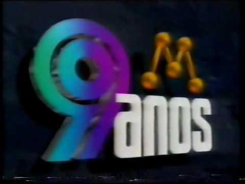 Intervalo Rede Manchete/TV FR Campinas - Shock - 05/07/1992 (5/13)