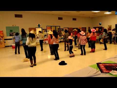 JW TJ El Sonidito Line Dance