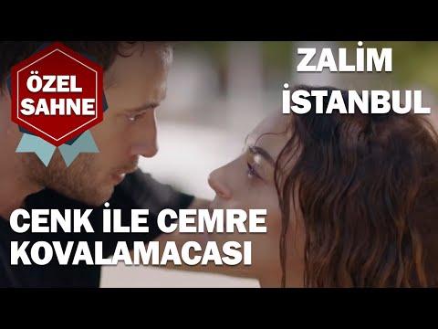 Cenk, Cemre'yi Yakalıyor! - Zalim İstanbul Özel Klip