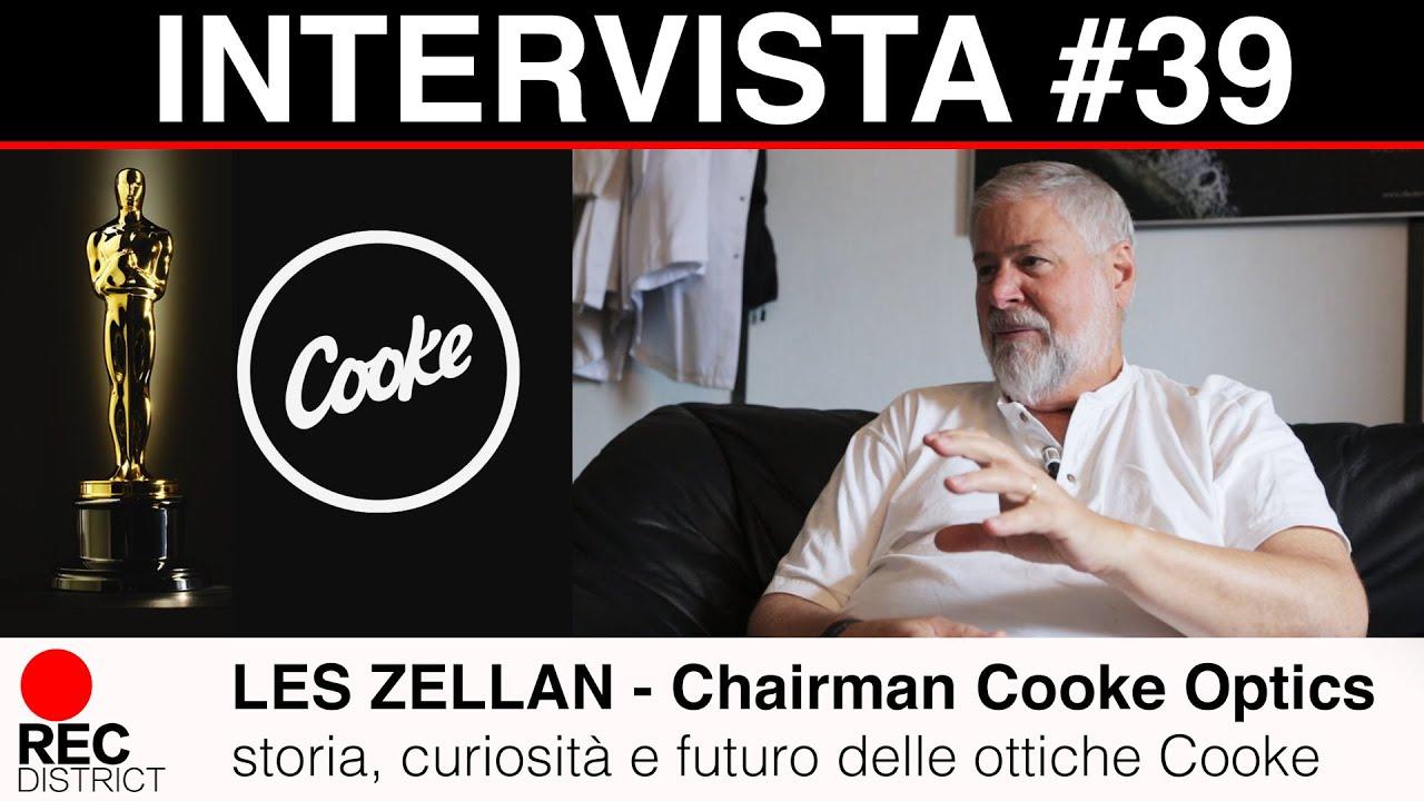 Storia, curiosità e futuro delle ottiche Cooke   intervista al Chairman premio Oscar Les Zellan