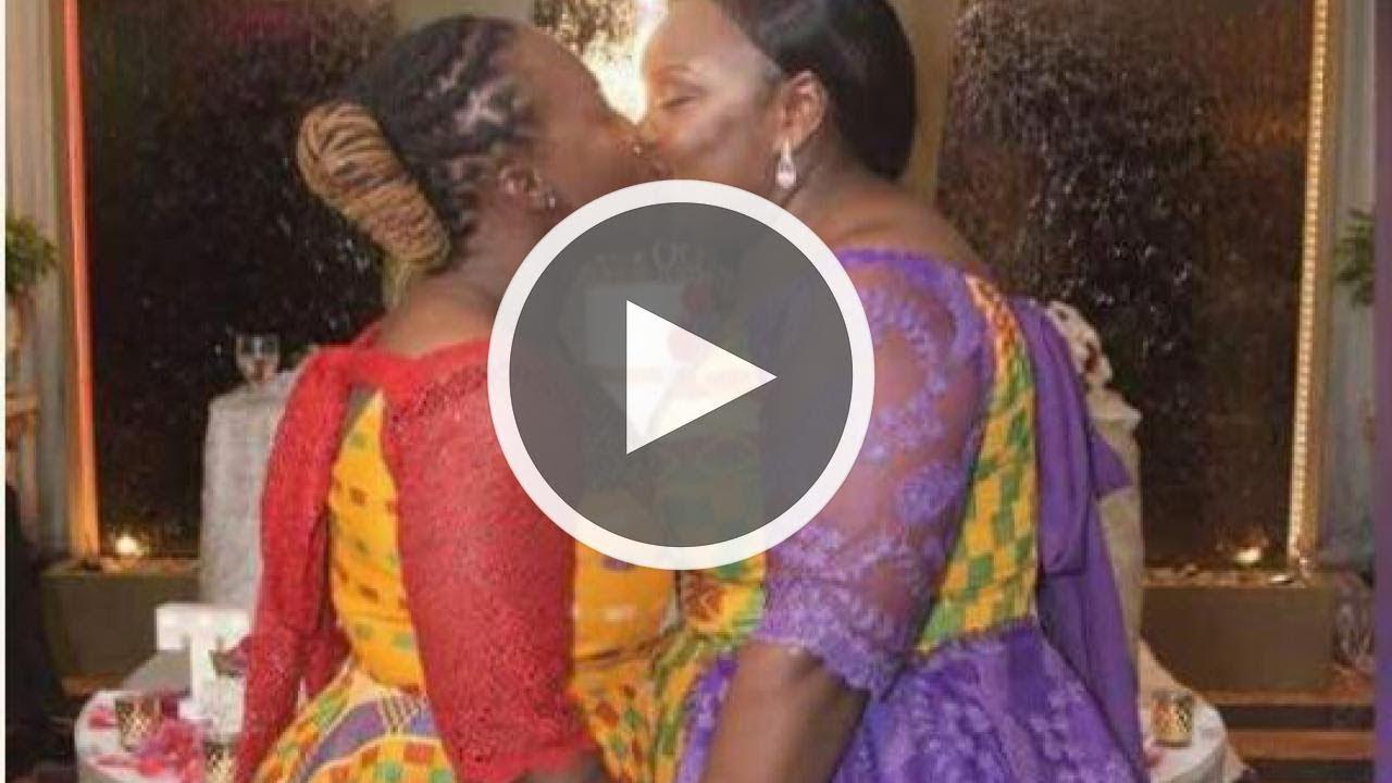 Ghana lesbians