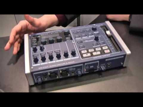 A portable studio: Cakewalk Sonar V-Studio 100
