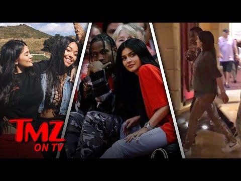 Kylie Jenner Baby Bump Watch!   TMZ TV