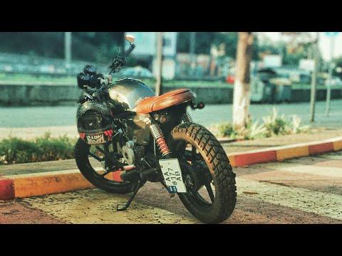 Bajaj Boxer Custom /BajajNY/Cafe Racer/Scrambler/ Bobber/Brat/