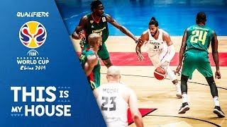 Angola v Cameroon - Full Game - FIBA Basketball World Cup 2019 - African Qualifiers