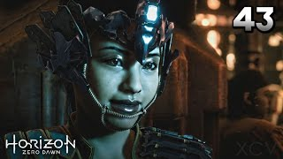 HORIZON ZERO DAWN Walkthrough Part 43 · Sidequest: Hunting for a Lodge | PS4 Pro Gameplay