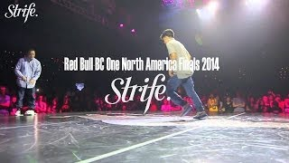 Victor vs Tung Fu | Red Bull BC ONE North America 2014 | Top 8 | Strife.TV
