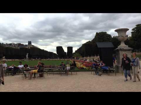 Jardin du Luxembourg Paris パリ リュクサンブール公園