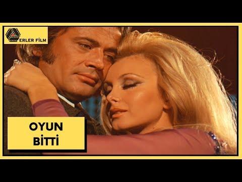 Oyun Bitti | Cüneyt Arkın, Filiz Akın | Türk Filmi | Full HD