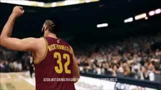 NBA 2K15 - Trailer HD