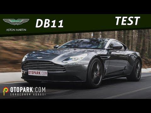 Aston Martin DB11   TEST