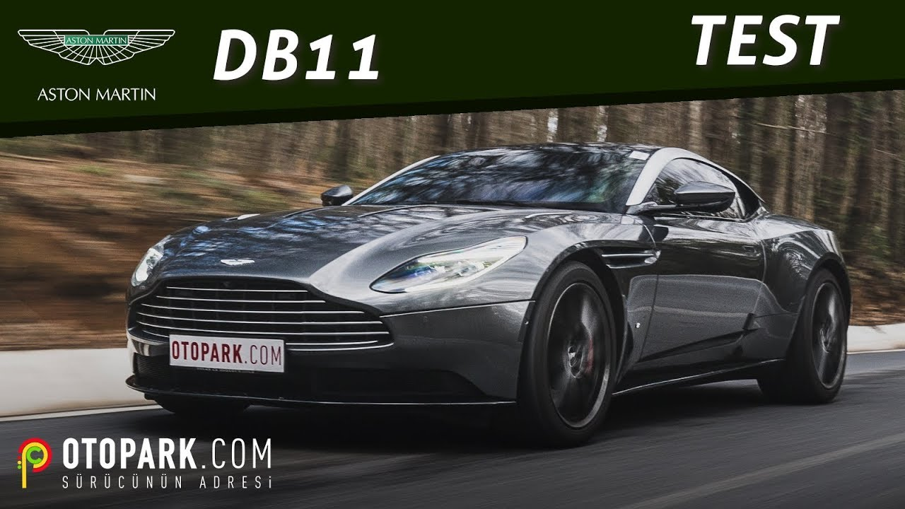 aston martin db11 | test - youtube