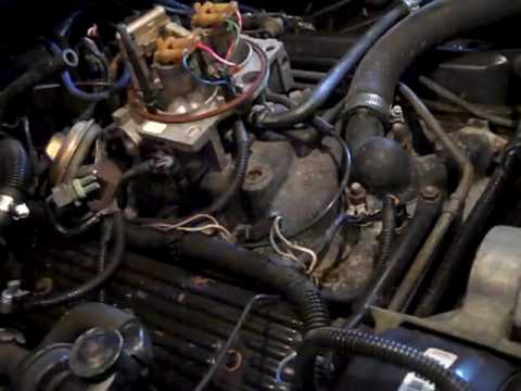 Changing IAC valve on your car Idle Control Its easy! TBI 305  YouTube
