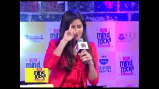 Katrina Kaif Talks Working With Salman In 'Tiger Zinda Hai' | Mind Rocks 2017