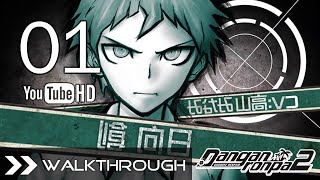 Danganronpa 2 Goodbye Despair Gameplay Walkthrough Part 1 English Dub PS Vita HD 1080p No Commentary