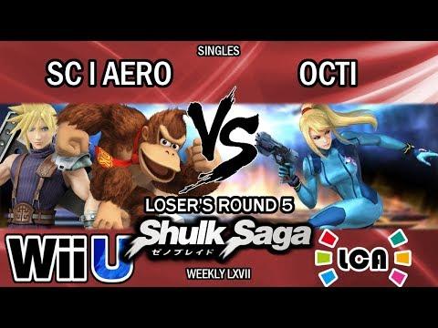 LCA Weekly 67 Singles - Aero vs Octi - [L] Round 5