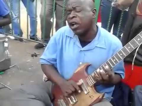 This Child Street Musician From Zimbabwe Puts Drummers To Shame