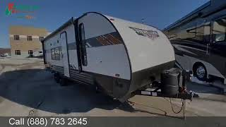 2021 FOREST RIVER INC. WILDWOOD X-LITE 261BHXL - New Travel Trailer For Sale - Milwaukee, WI