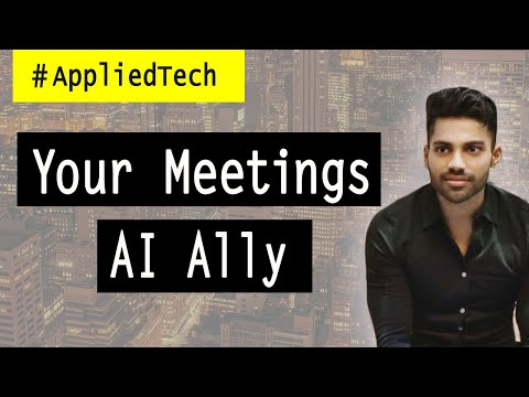 Your Meetings AI Ally
