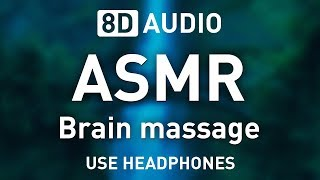 8D ASMR - Fluffy Mic / Tingly Mouth Sounds | 8D AUDIO | 8D ASM…