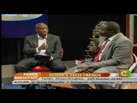 ORACOM in Power Breakfast - Kenya's Technology Trends 2016