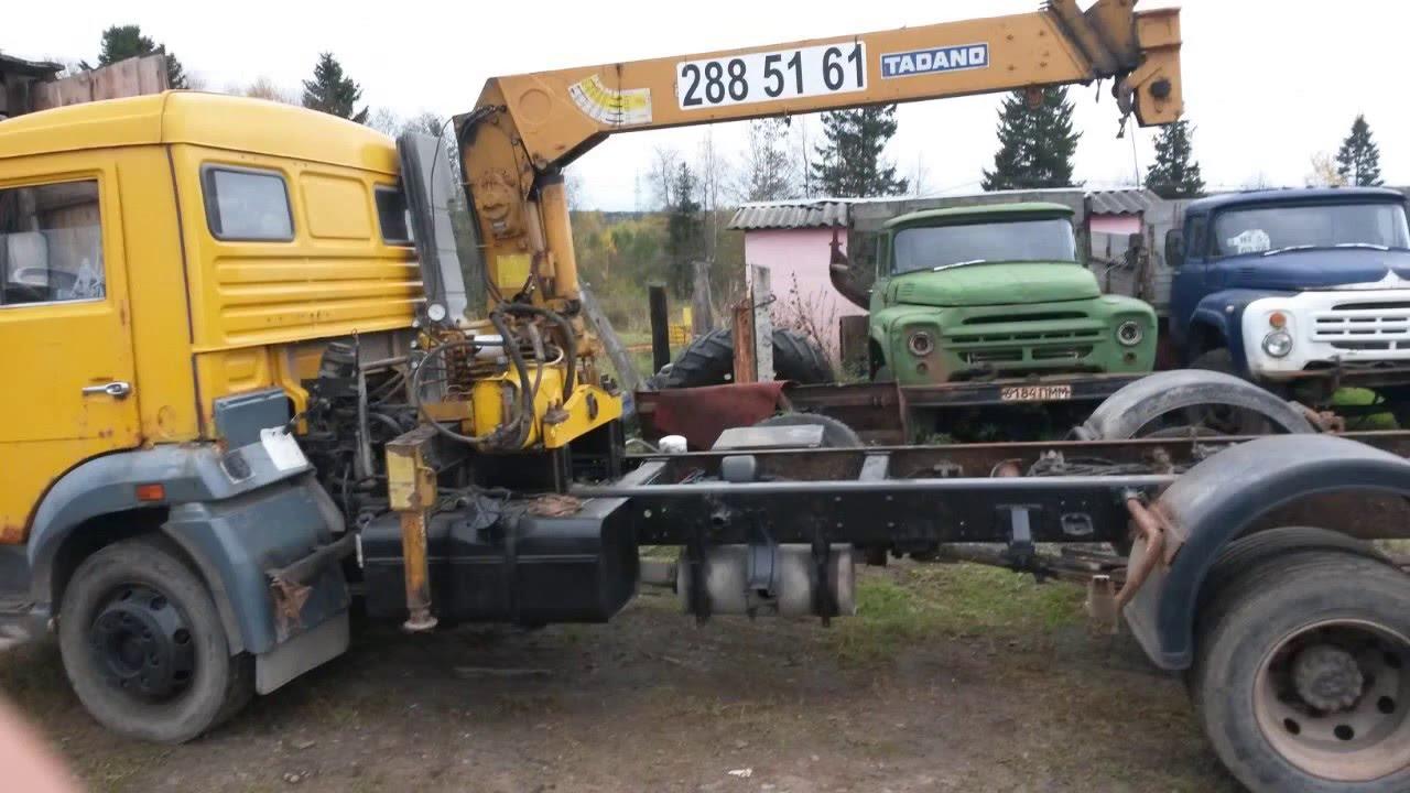 Клуб водителей 5ти тонников (Газон Next,Камаз 4308, Зубренок, Ман .