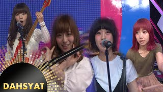 Subscribe RCTI Official Youtube Channel : Group band asal Jepang me...