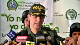 Capturados 18 presuntos delincuentes en San Antonio de Prado [Noticias] - TeleMedellin