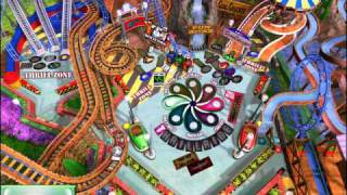 3D Ultra Pinball: Thrillride for the PC