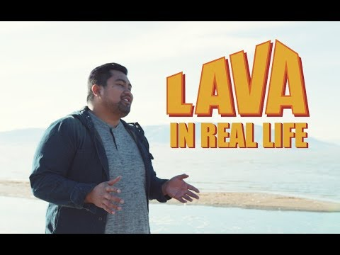 """""""LAVA"""" DISNEY COVER (SOMEWHERE OVER THE RAINBOW) 