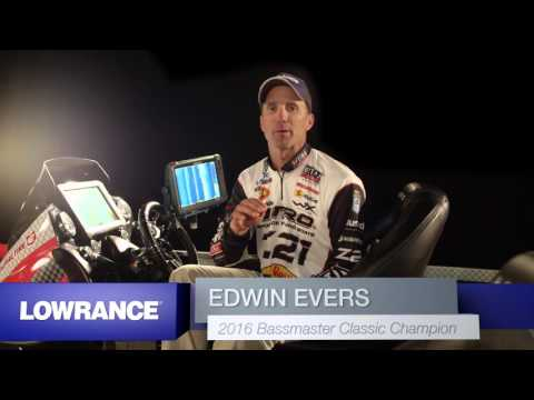 Lowrance Ultimate Upgrade with Edwin Evers