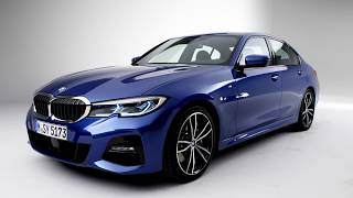 The Design Features of the new BMW 3 Series G20