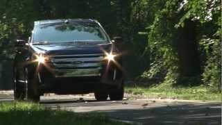 2012 Ford Edge Drive Time Review With Steve Hammes Testdrivenow
