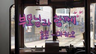 #김가든 여행로그 5, 부모님과 함께한 홍콩 - 마카오…