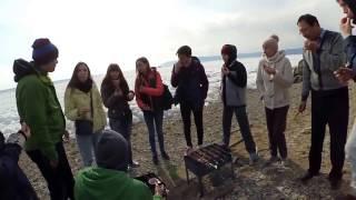 Отдых на Байкале в Листвянке с командой Перспектива.