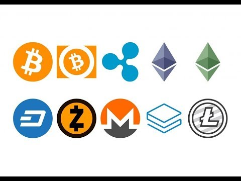 """""""The Top 6 Cryptocurrencies Right Now"""""""