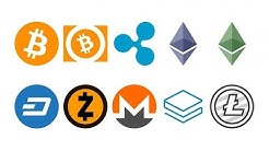 """The Top 6 Cryptocurrencies Right Now"""