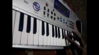Rab ka shukrana piano