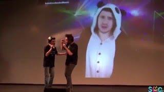 slg danse panda avec antoine