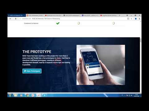 NOIZ - децентрализованная рекламная экосистема на блокчейн