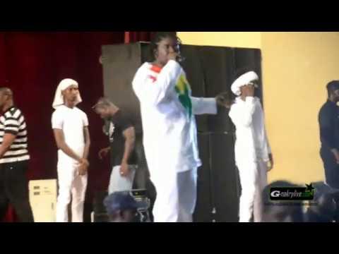 Concert de Singleton: ses cinq ans de tube à succès