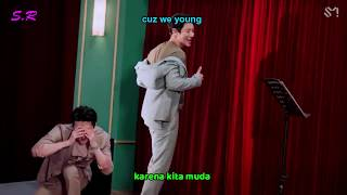 Chanyeol x Sehun 'EXO'-We Young [sub indo]