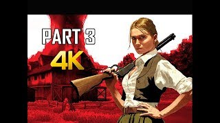 RED DEAD REDEMPTION Gameplay Walkthrough Part 3 - Ranch Life (4K Xbox One X Enhanced)
