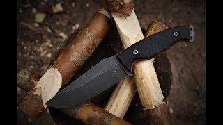"""""""Szeptun"""" - nóż od Sławka z SJ Knife [prosto z GWPK]"""