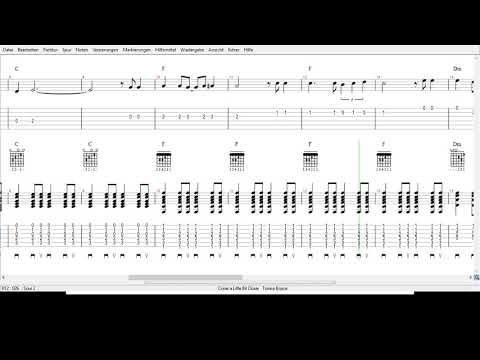 Tommy Boyce -  Come a Little bit Closer -  Tabs
