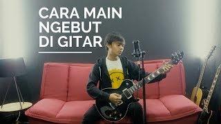 Cara Bermain Ngebut di Gitar (Latihan Rutin) - #JJGuitarLessons Eps. 02