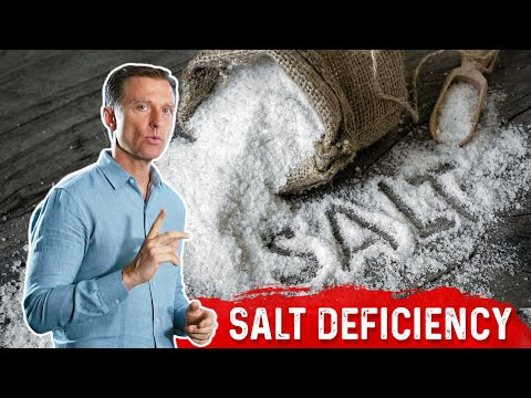 5 Reasons Why You May Need More Salt
