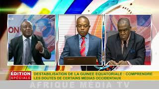 EDITION SPÉCIALE GUINÉE EQ DU 04 01 2018